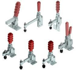 Vertical Hold Down Action Toggle Clamp : (VTC - Series)