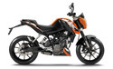 KTM Duke 200 Motorcycle