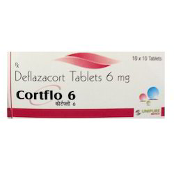 Deflazacort Tablets 6mg