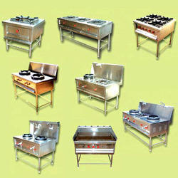 Gas Cooking Ranges For Hotels