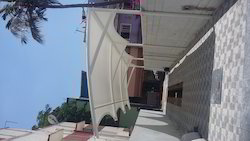 Entrance Garage Tensile Structure