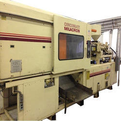 used injection molding machines 300 tons 34 oz