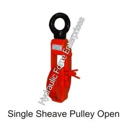 Single Sheave Pulley Open Eye Type