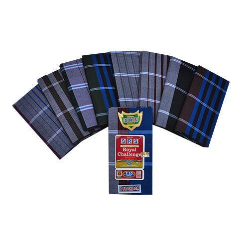 Black Cotton Lungi