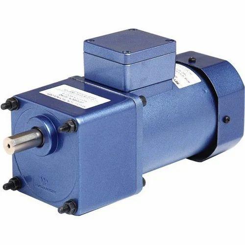 90 Watt : AC Geared Motor