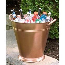 Gold/ Copper Bar Bucket NJO-4878