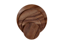Wood Finish Plate