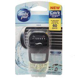 Ambi Pur Car Air Freshener Aqua