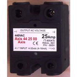 Double Phase Ssr 25 Amps