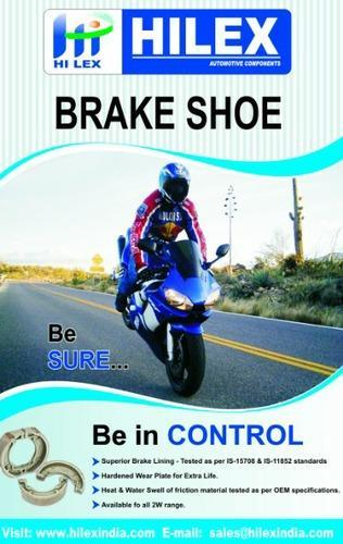Brake Shoes for Automobile Industry