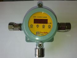 industrial catalytic type hydrocarbon gas leak detector