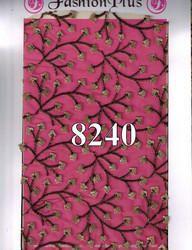 Jari Lace Fabric with Net