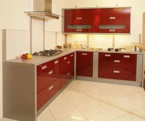 Modular Kitchen & Modular Kitchen u0026 Kitchen Cabinet Handle Manufacturer from Mumbai