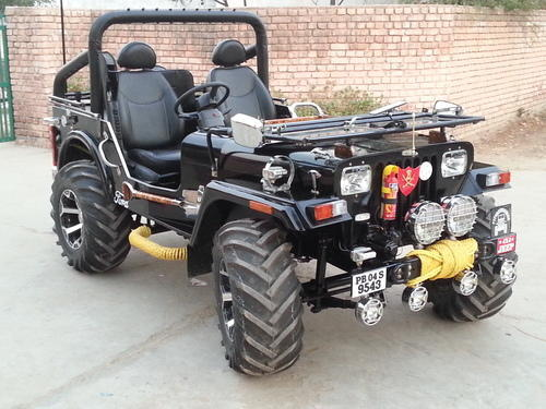 Olx Open Jeep Punjab >> Open Modified Jeeps | Jain Jeep Modifier | Manufacturer in Nagpal Nagar, Malout | ID: 11055696897