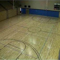 Sports Hall Flooring