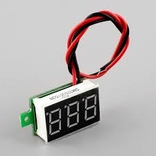 Two Wire Voltmeter