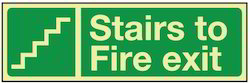 Stair Fire Exit