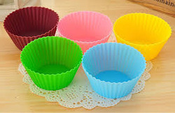 Round Muffin Cake Mould