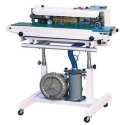Air Flushing Sealing Machine