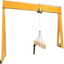 Heavy Load Goliath Cranes