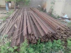 Structural Steel Meter Gauge Railway Track