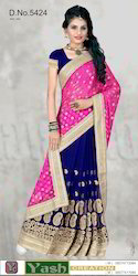 Fancy Multicolour Saree