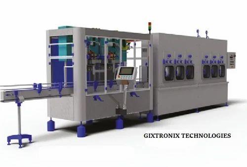 Automation System Integration Instrumentation Amp Control