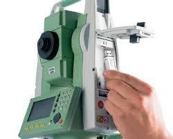 ASI Leica Total Station TS 06