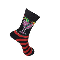 Kids Flat Knit Socks