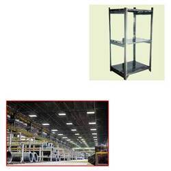 Slotted Angle Rack for Engineering Industry
