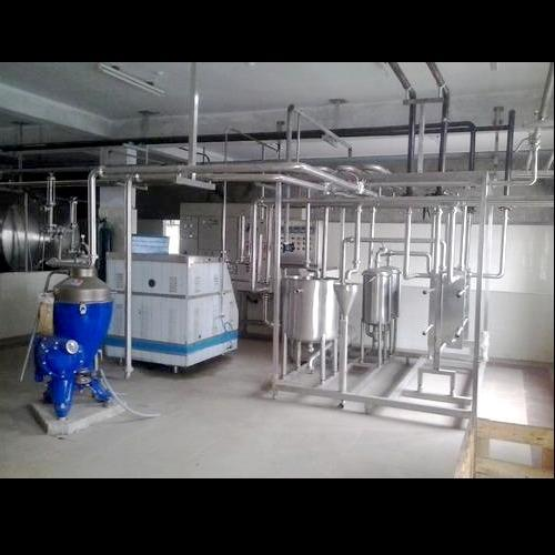 Dairy Industry Turnkey Project Product