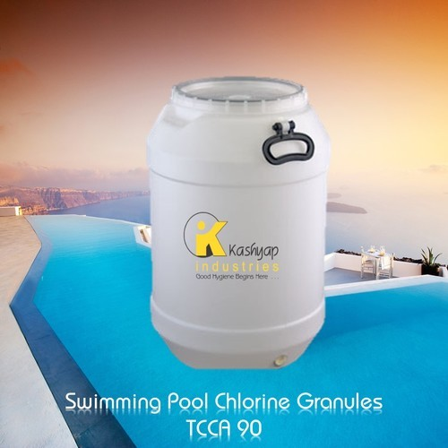 Swimming Pool Chlorine Granules TCCA 90