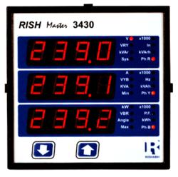 rish master 3430 1001020 meter