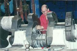 Repair of crankshaft