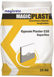 Magic Plast-  Premium Grade Gypsum Plaster