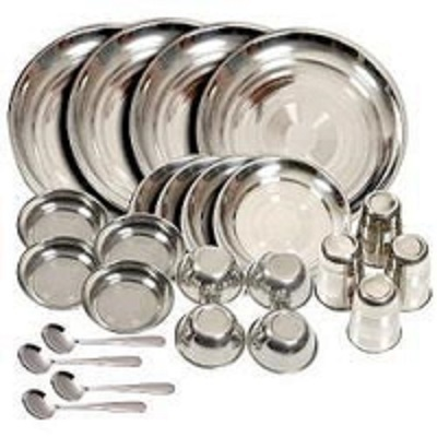 Steel Buffet Set