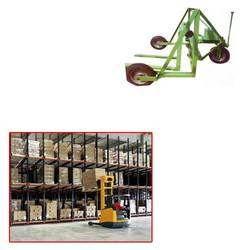 Hydraulic Trolley for Material Handling