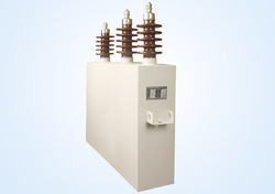Three Phase High Voltage Capacitor