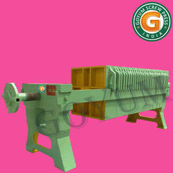 Groundnut Oil Filter Press