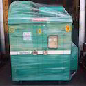 15 KW Portable Soundproof Diesel Generator Set