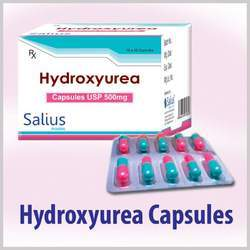 Hydroxyurea Capsules 50 mg