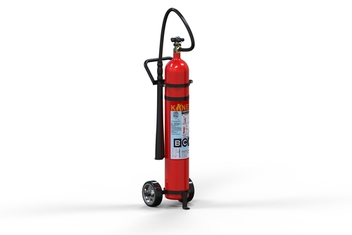 CO2 Fire Extinguisher 6.5Kg