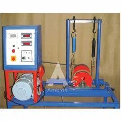 Creep Measurement Apparatus