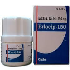 Erlocip 150mg Tablet