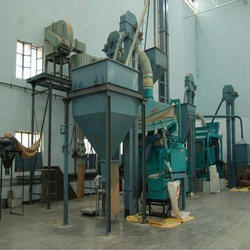 pulse processing plant