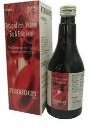 Ferric Ammonium Citrate Syrup