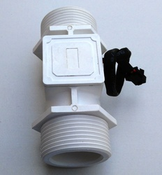 Helical Rotor Water Flow Sensor High Accuracy: 1%