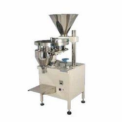 Semi Automatic Granule Filling Machines