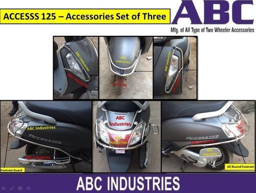 Suzuki Access 125 Accessories Set Suzuki Access125