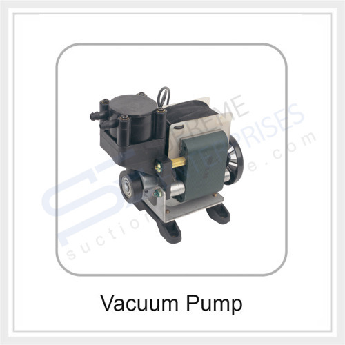 Oil Free Piston Pump